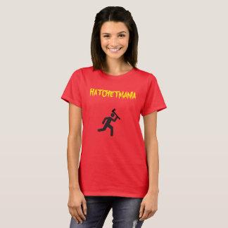 KingofClubs Hatchetmania röd (W) skjorta Tee