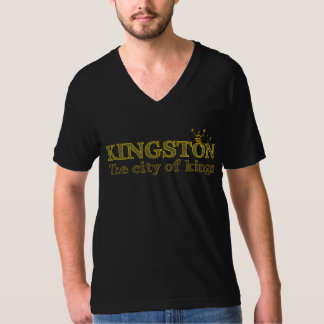 Kingston stad av kungar tee