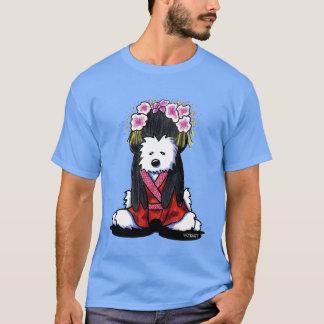 KiniArt GeishaWestie hund Tröjor