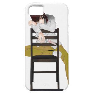 kira iPhone 5 Case-Mate skydd