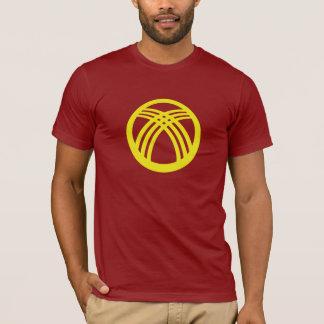 Kirgizistan (inverterade) Tunduk, T-shirt