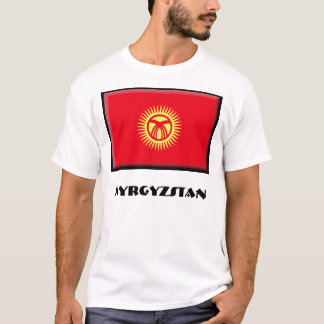Kirgizistan T Shirt