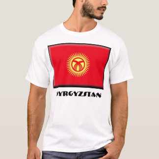 KirgizistanT-tröja T-shirts