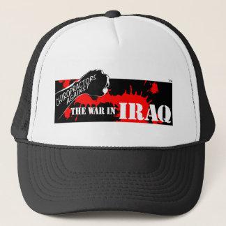 Kiropraktorer mot krig i Irak Keps