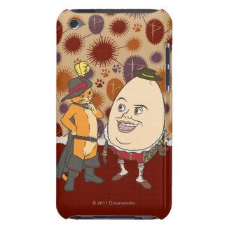 Kissekatt & Humpty iPod Touch Överdrag