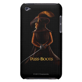 Kissekatt i kängaBlk iPod Touch Fodral