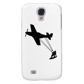 Kiteboard flygplan galaxy s4 fodral