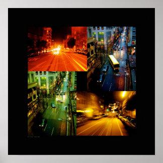KIW-Sparks: Urb Gata-Plats Affischer
