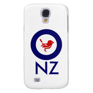 Kiwi Roundel Galaxy S4 Fodral