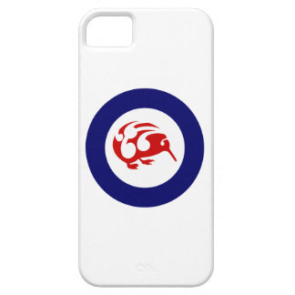 Kiwi Roundel iPhone 5 Case-Mate Skydd