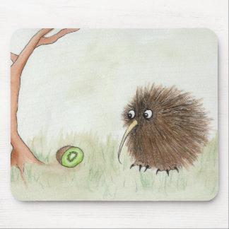 Kiwifågel & kiwi musmatta