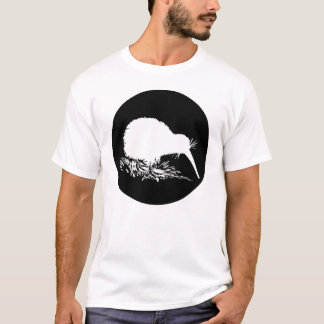 Kiwifågel Tshirts