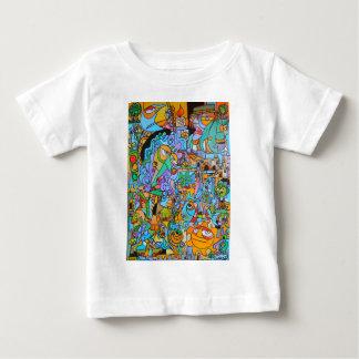Kläder med solritten av Lorenzo Traverso Tee Shirt