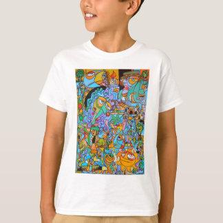 Kläder med solritten av Lorenzo Traverso Tee Shirts