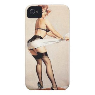 Klämmer fast den stygga konditionguruen för iPhone 4 Case-Mate case
