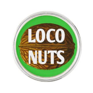 Klämmer fast tokigt slag RichLoco för LEVANDE Loco Rockslagsnål