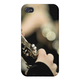 Klarinettiphone case iPhone 4 skal