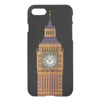 Klart fodral för stora Ben iPhone 7