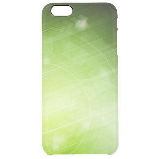 Klarteckendesign i högteknologisk stil clear iPhone 6 plus skal