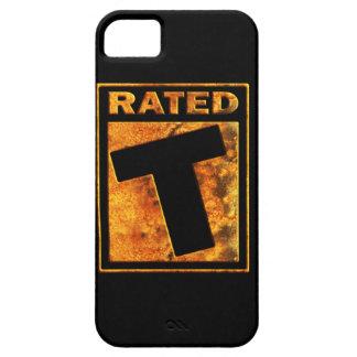 Klassat-T för tonåring Barely There iPhone 5 Fodral