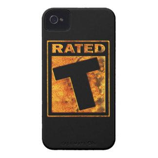 Klassat-T för tonåring iPhone 4 Fodraler