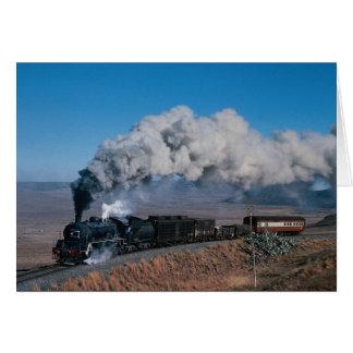 Klassificera 24 på Jamestown gren, Sydafrika Hälsningskort