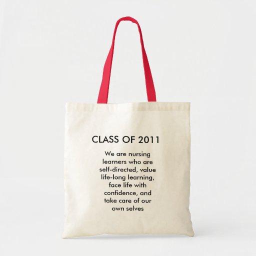 KLASSIFICERA AV 2011, oss vårdar learners som är… Tote Bags