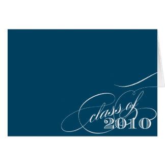Klassificera av Notecard 2010 OBS Kort