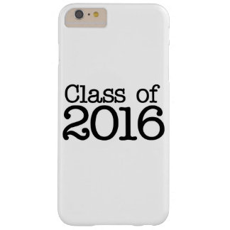 Klassificera av studentfesten 2016 barely there iPhone 6 plus skal