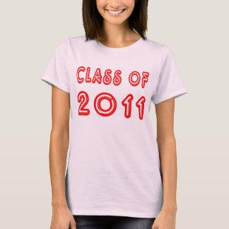 Klassificera av T-tröja 2011 T Shirt