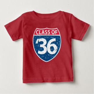 Klassificera av T-tröja för 2036 baby Tröja