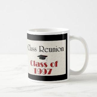 Klassificera mötet 1997 kaffemugg