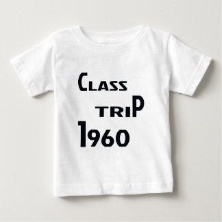 Klassificera resan 1960 t shirts