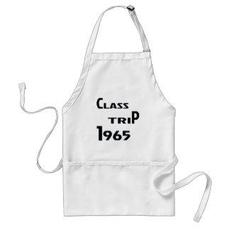 Klassificera resan 1965 förkläde