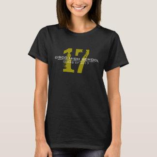 Klassificera t-skjortan, skräddarsy året, skola, tee shirts