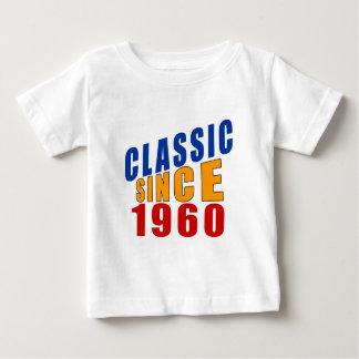 Klassiker efter 1960 t shirts