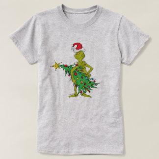 Klassiker Grinch stygg | T Shirt