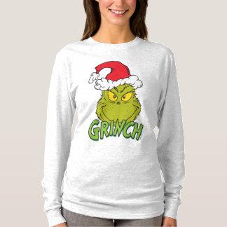 Klassiker Grinch trevlig | som är stygg eller T Shirt