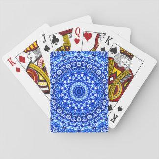 Klassiker som leker kortMandalaMehndi stil G403 Spel Kort