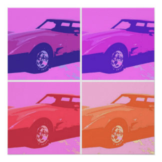 Klassikerbilar 1979 posters
