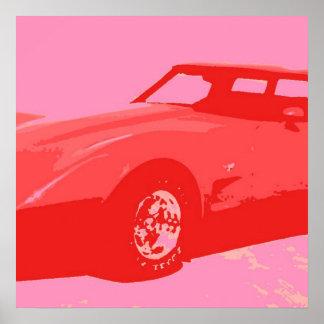 Klassikerbilar 1979 affisch