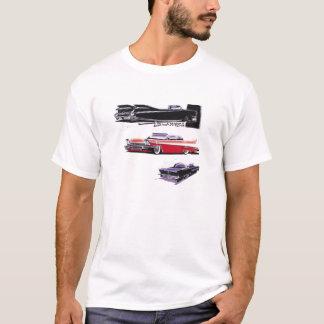 Klassikerbilar, Plymouth raseri 1958/1959 Cadillac T-shirts