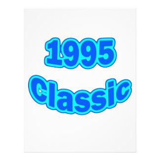 Klassikerblått 1995 reklamblad