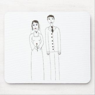 Klassikerbröllop Musmattor