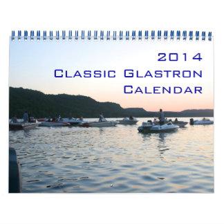KlassikerGlastron för 2014 CGOAMN kalender