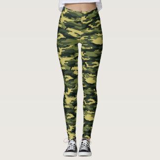 Klassikerkamouflage Leggings