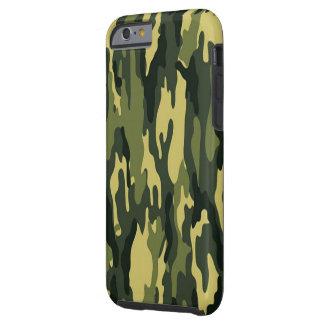 Klassikerkamouflage Tough iPhone 6 Skal