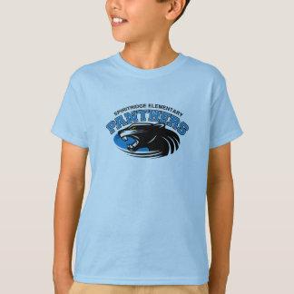 Klassikerpanterutslagsplats (tända - blått), tröjor
