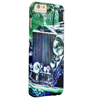 Klassikerrulle Royce grillar Barely There iPhone 6 Plus Fodral