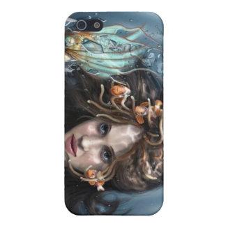 Klassikersjöjungfru iPhone 5 Skydd